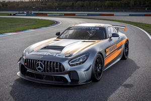 2020 Mercedes-AMG GT4 Ready To Attack The Track