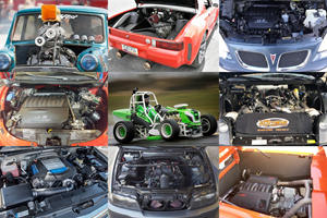 Crazy And Unusual LS-Swapped Cars