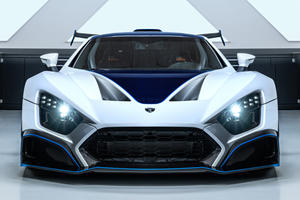 This Latest Zenvo TSR-S Could Be The Most Stunning Yet