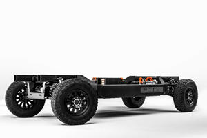 Bollinger Reveals Its Awesome Electric Truck Chassis