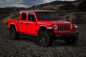 Jeep Celebrates Award By Offering Cheaper Gladiator