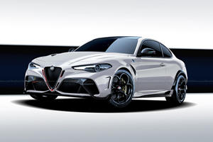 This Is Alfa Romeo's Answer To The BMW M4 GTS