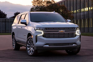 2021 Chevrolet Suburban Pricing Is Better Than We Thought