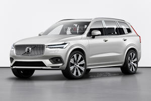 Here's What Volvo's BMW X7 Fighter Could Look Like