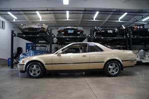 Japanese Luxury Coupes Don't Get Much Cooler Than This 1991 Acura Legend