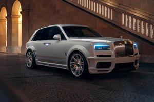 Rolls-Royce Cullinan Gets A Massive Power Boost