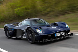 Aston Martin Valkyrie Unleashed On Public Roads