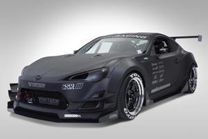 Scion Unveils Seven Custom FR-S Models