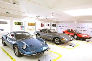 Pininfarina on Display at Museo Ferrari