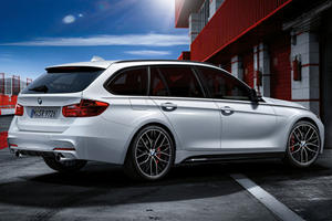 BMW Celebrates DTM Titles with M Performance Parts