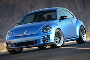 VW Reveals Beetle Lineup for SEMA