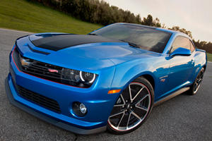 Chevy Releases Camaro Hot Wheels Edition