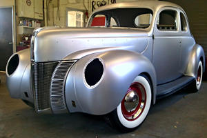 1940 Ford Body Released at SEMA