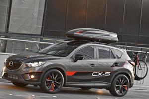 SEMA-bound CX-5 Concepts Revealed