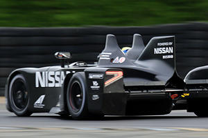 Chris Harris Drives the DeltaWing