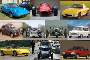 Lightest Production Cars Ever Made