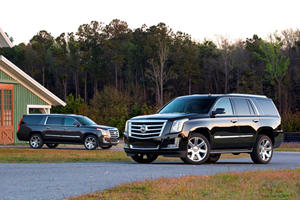 There Are Extremely Low Cadillac Escalade Prices Right Now