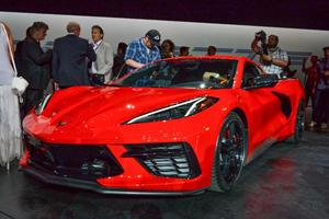 Coronavirus Won't Stop 2020 Corvette Deliveries