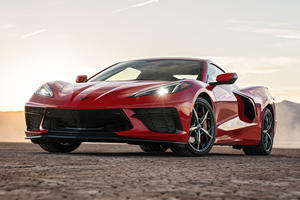 2020 Corvette May Already Have A Design Flaw
