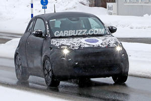 First Look At The All-New Fiat 500e Hatchback