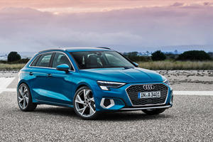 All-New Audi A3 Comes To Light