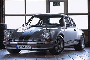 Stunning Porsche 911 Restomod Pays Tribute To Legendary Race Car