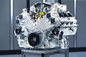 Aston Martin Reveals All-New Hybrid V6 With More Power Than A V12