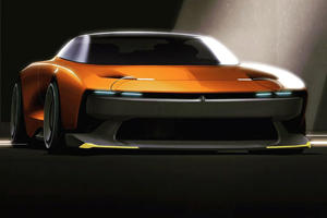 Is This Our First Look At The Next-Generation Dodge Charger?