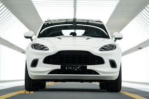 Aston Martin Shuts Down All UK Production