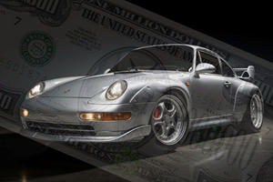 This Ultra-Rare Porsche 911 GT2 Could Sell For $1 Million