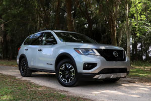 Why The 2020 Nissan Pathfinder Rock Creek Edition Makes Sense