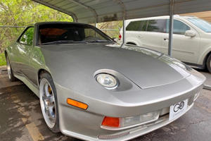 Scrapped Porsche 928 Could Be The Perfect Restomod Project