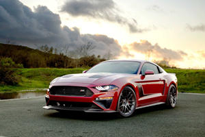 Now's A Crazy Good Time To Get A Roush Mustang