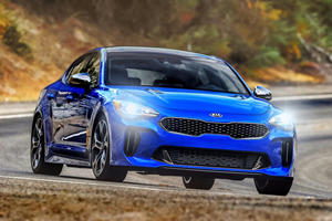 You Can Get A Killer Deal On A Kia Stinger Right Now