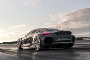 Koenigsegg Reveals Secret To Starting A Car Company