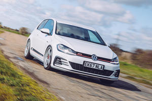 VW Golf GTI Upgraded To Within An Inch Of Its Life