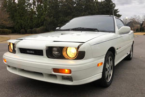 Weekly Treasure: 1991 Isuzu Impulse RS Turbo