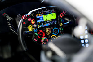 How Porsche's Steering Wheels Have Evolved Over The Ages