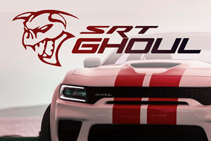 $200,000 Dodge Charger SRT Ghoul Is Coming With Hellephant V8