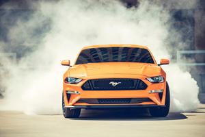 From V8s To Ventilators: Ford's Mustang Plant Helps With Covid-19 Response