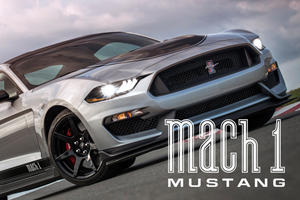Yes! Ford Mustang Mach 1 Will Officially Return