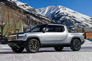 Rivian Reveals How Close Production Plant Is To Being Ready