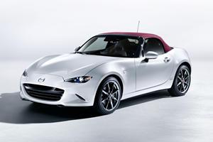 Special Edition Mazda Miata Celebrates 100 Years