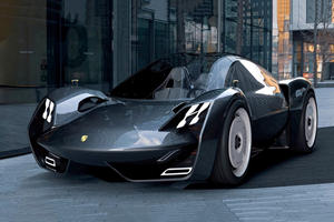 All-Carbon Porsche Concept Could Easily Be The Next Taycan