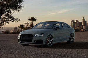 Audi Unveils Gorgeous RS3 Nardo Edition With 174-MPH Top Speed