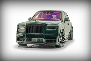 Mansory Takes Rolls-Royce Cullinan To The Extreme