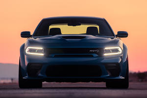There's New Information About The Dodge Charger SRT Hellcat Redeye