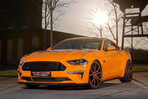 This Is What A 725-HP Supercharged Ford Mustang Looks Like