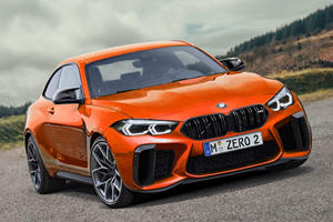 Best Look Yet At New BMW M2