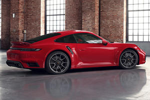Porsche Exclusive Reveals Custom 2021 Porsche 911 Turbo S